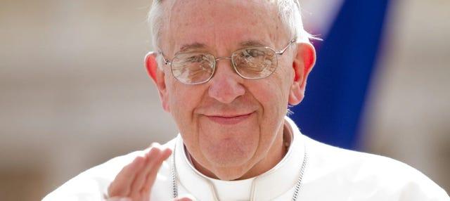 Audiencia con el Papa Francisco