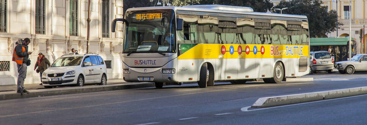 Rome Ciampino Airport Shuttle Bus