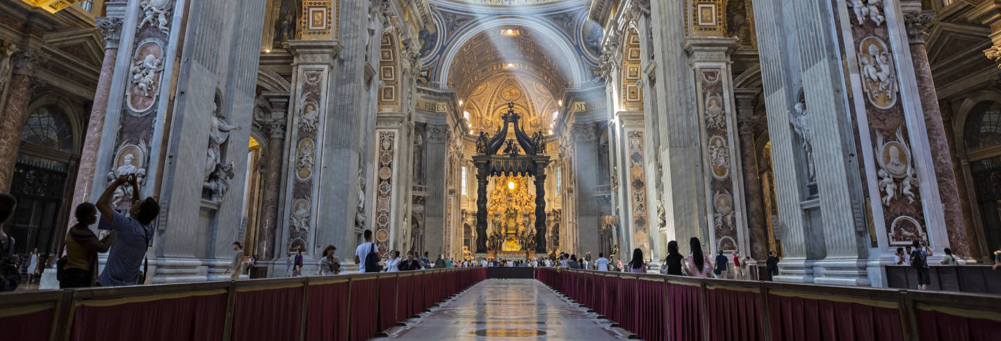 St. Peter's Basilica Tickets: Skip the line + Audioguide