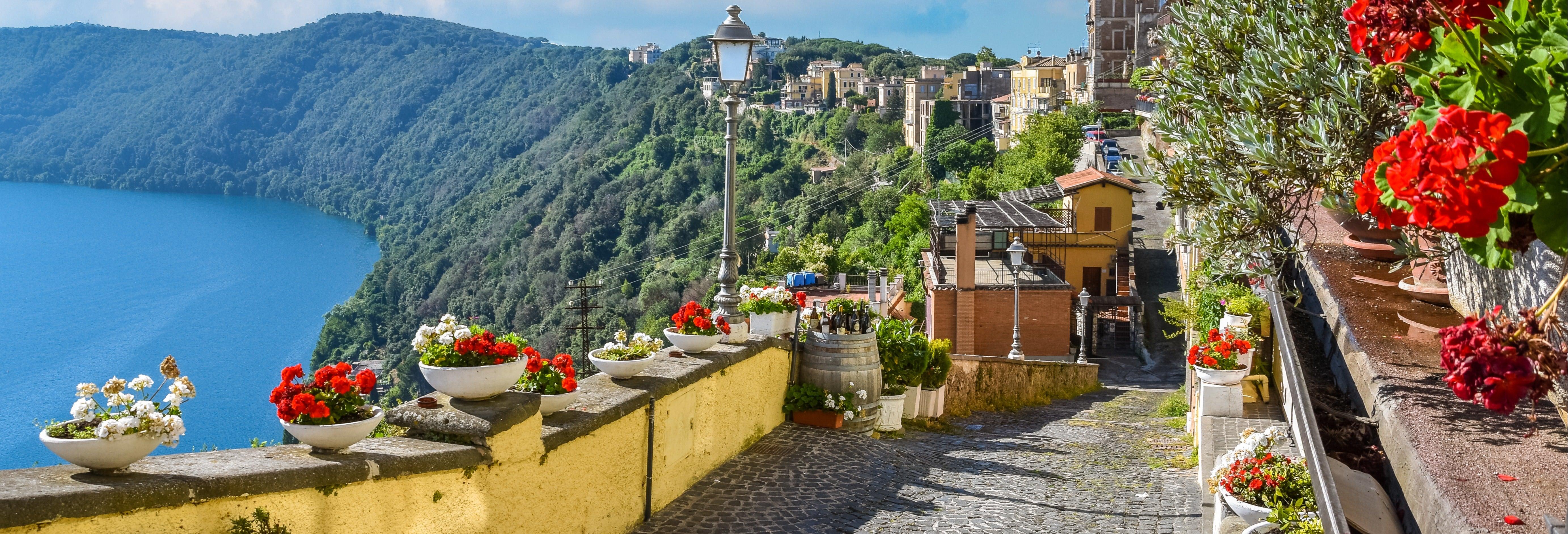 Escursione ai Castelli Romani