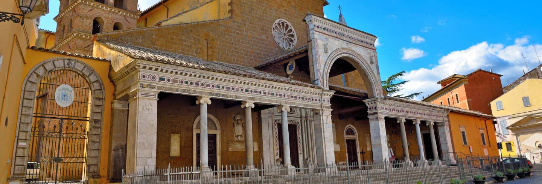 Escursione sulla Via Amerina e a Civita Castellana
