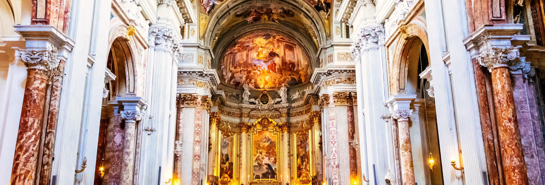 Free tour pelas igrejas barrocas. Grátis!
