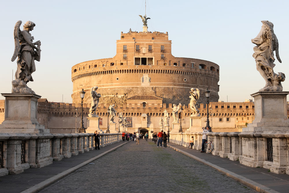 Milan To Rome >> Castel Sant'Angelo and Terrace Tour, Rome - Book at Civitatis.com