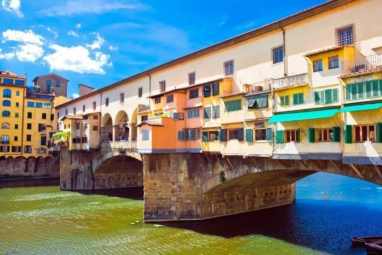 Excursión a Florencia en tren de alta velocidad