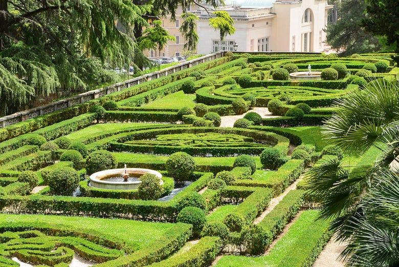 tour jardines vaticanos capilla sixtina y bas lica de san