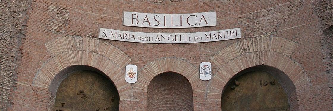 Basilique Sainte-Marie-des-Anges