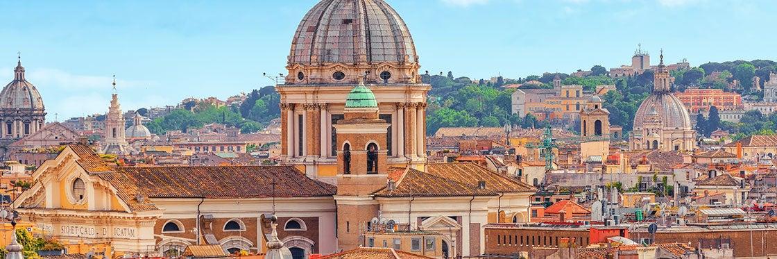 El tiempo en Roma