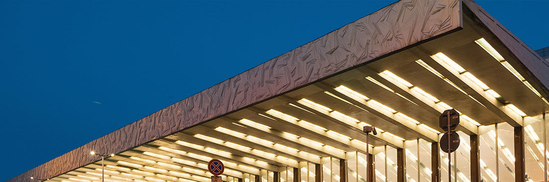Rome Termini Railway Station