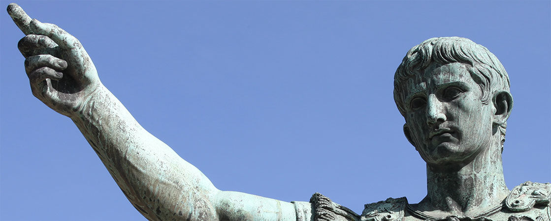 O Império Romano (27 a.C. - 476 d.C.)