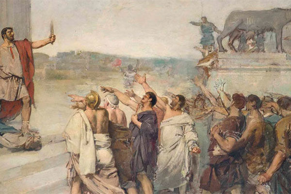 the history of rome from the roman empire up to the present day