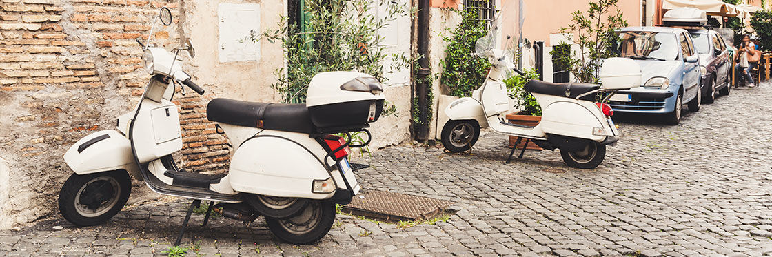 Transporte em Roma