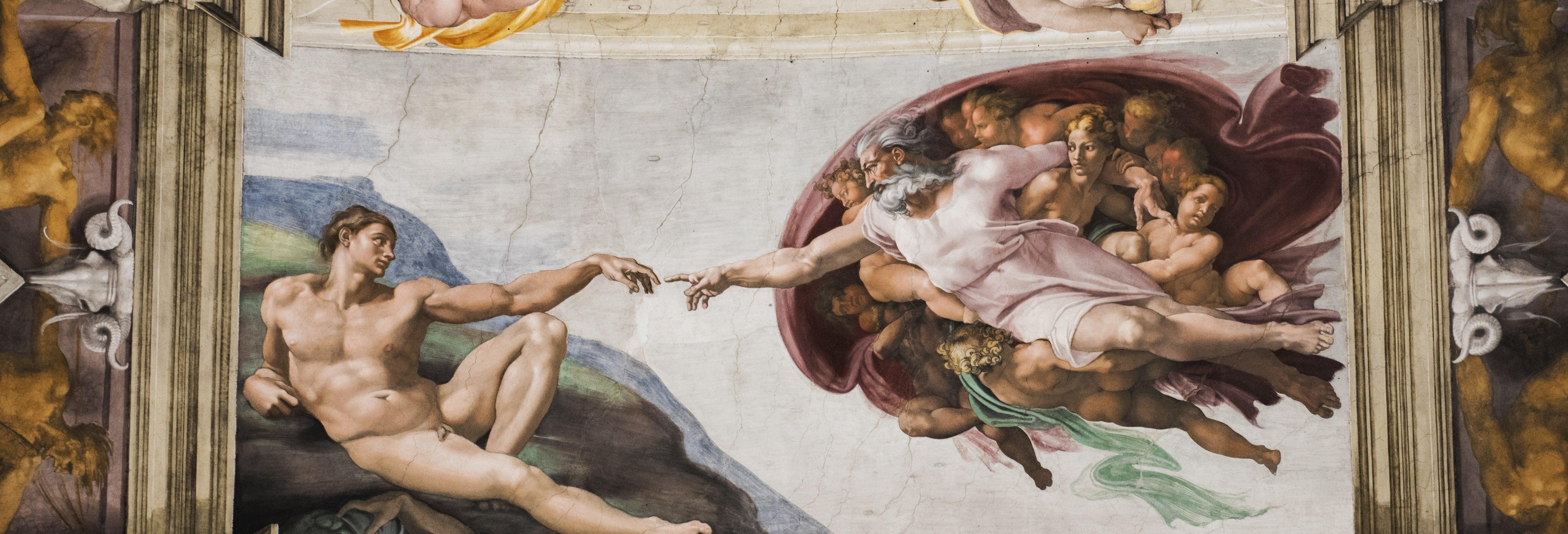 Primeiro acesso aos Museus Vaticanos e Capela Sistina