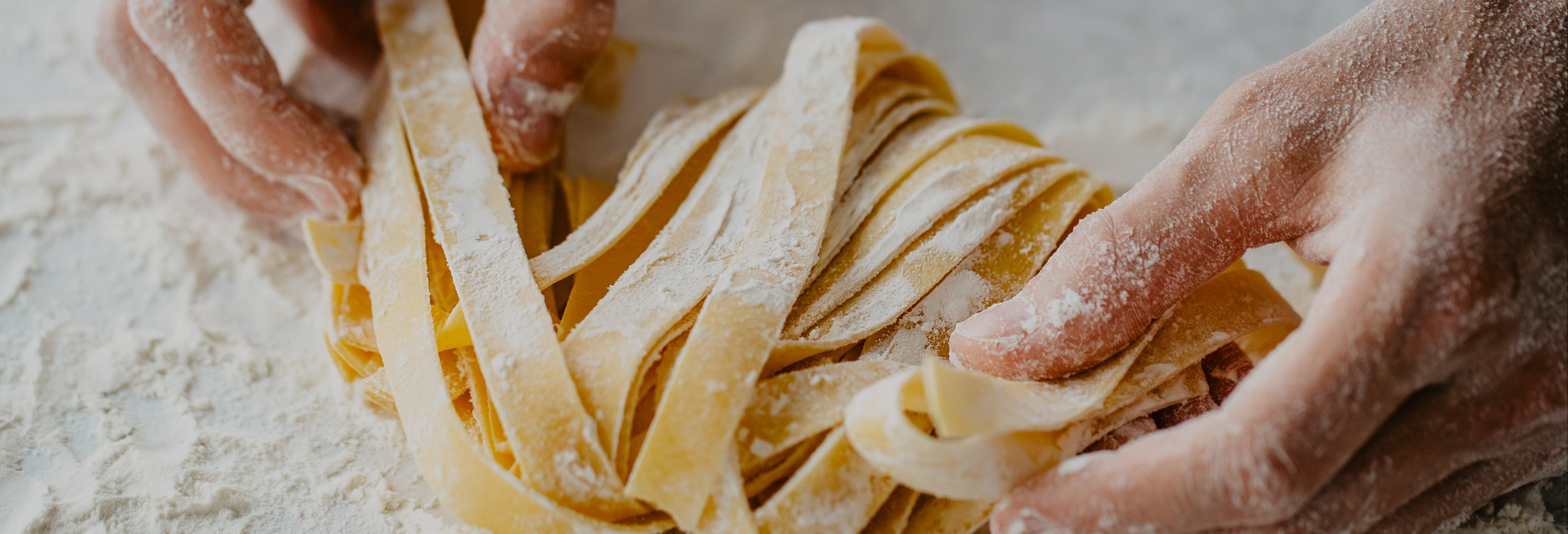 Italian Pasta & Tiramisu Workshop