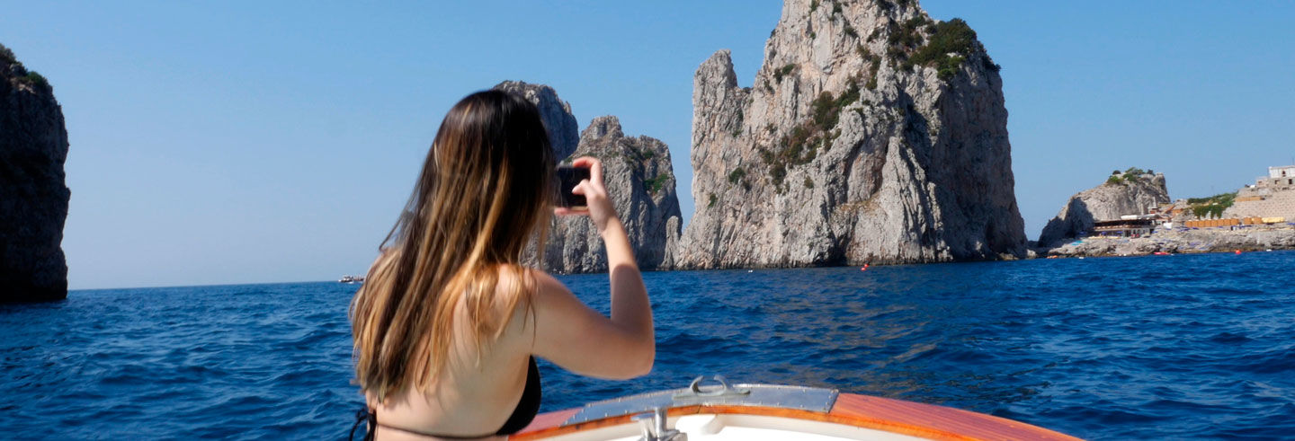 Capri Tour: 2/3 Days
