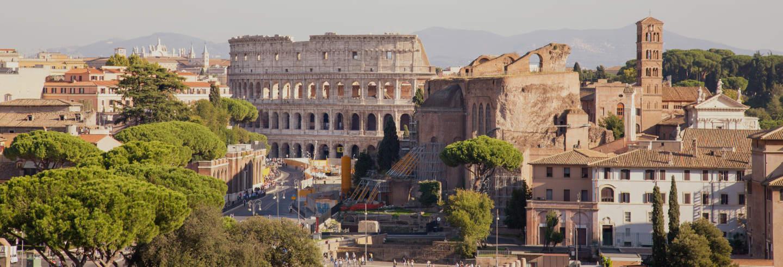 Scalo a Roma? Tour dall'aeroporto