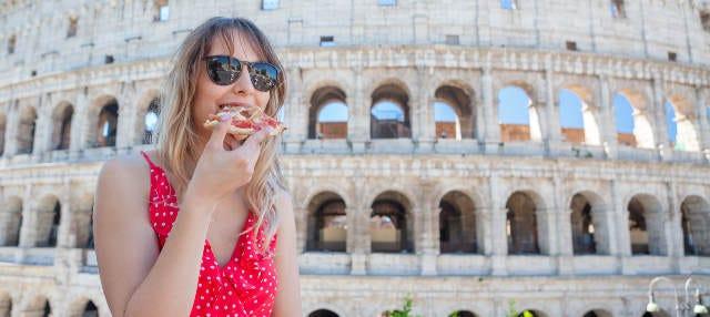 Colosseum Roman Food Tour