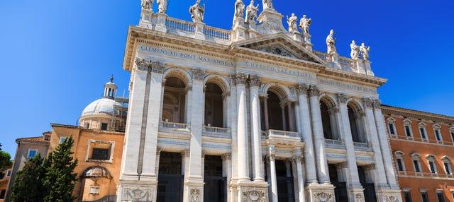 Tour por la Roma cristiana y las catacumbas