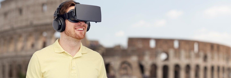 Roma e i suoi tesori sepolti + Realtà Virtuale