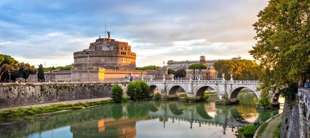 Tour por el Castillo de Sant'Angelo con subida a la terraza