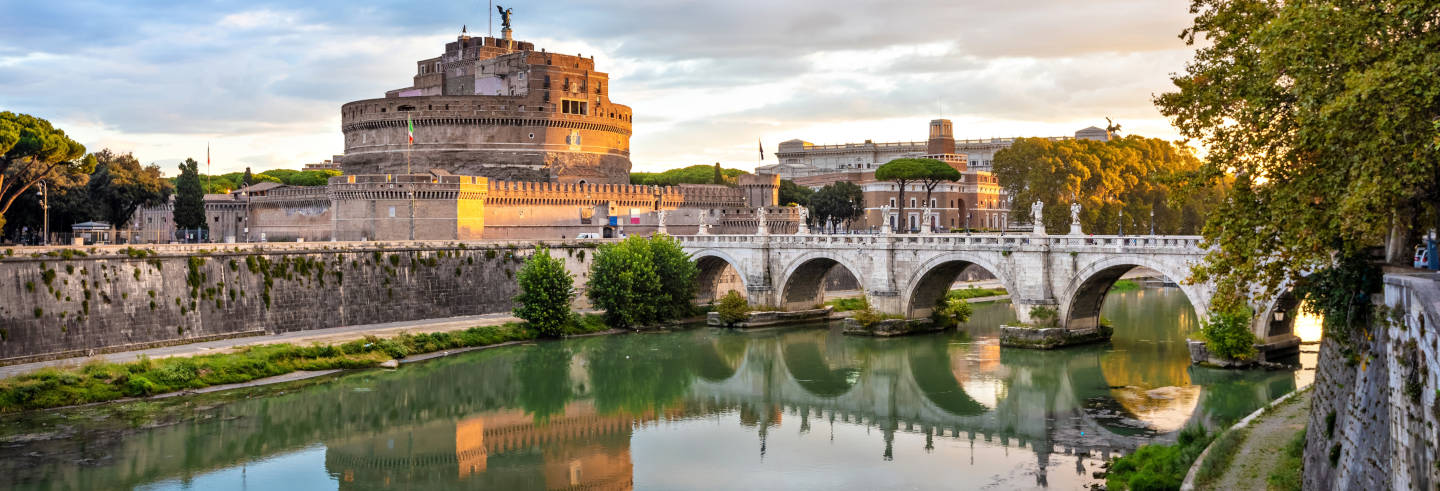 Castel Sant'Angelo and Terrace Tour