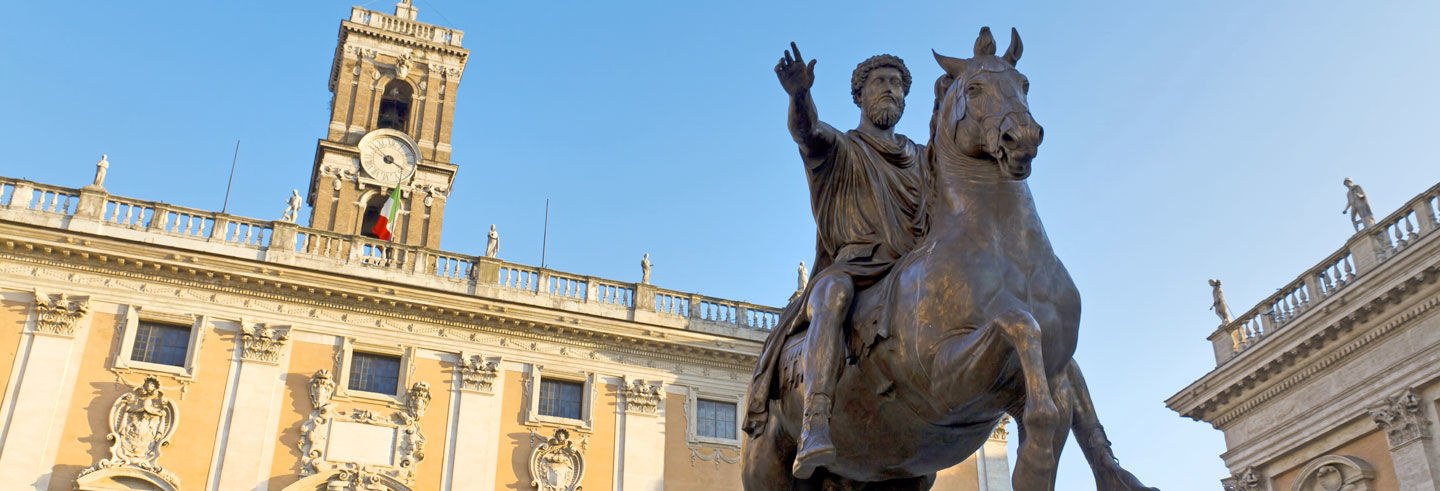 Capitoline Hill and Museums Guided Tour