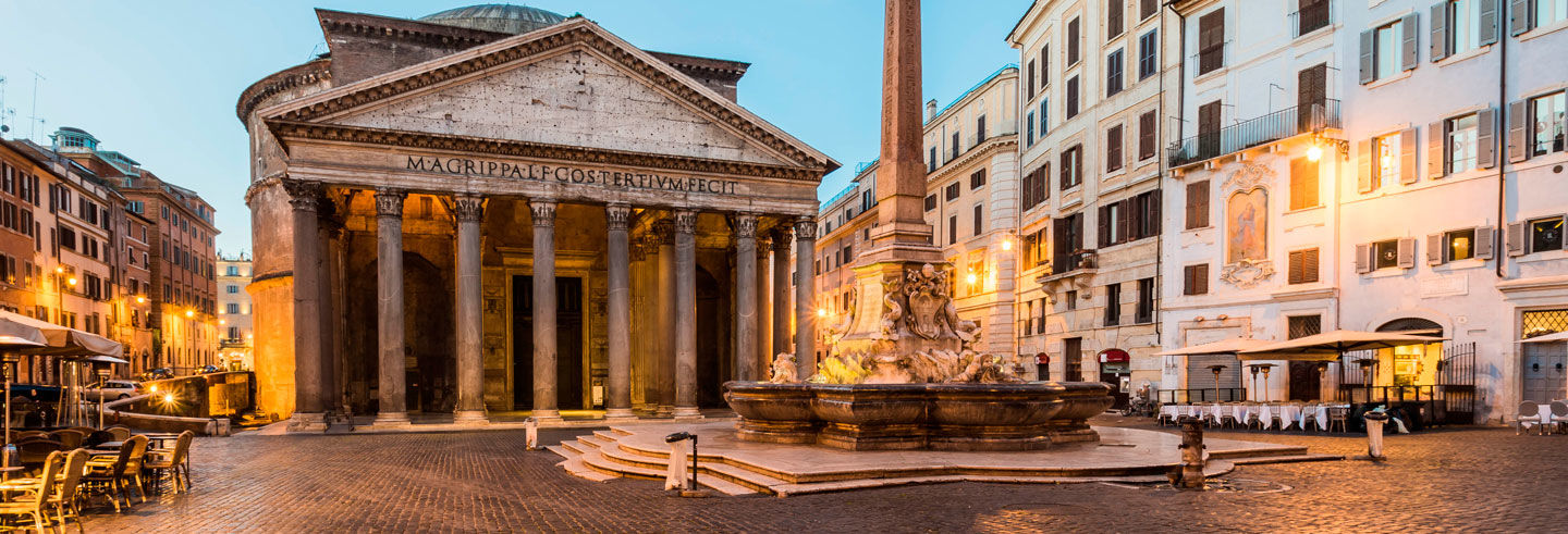 Legends of the Pantheon Guided Tour
