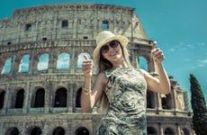 Tour del Colosseo, Foro e Palatino