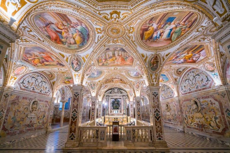 Resultado de imagen de catedral de Salerno