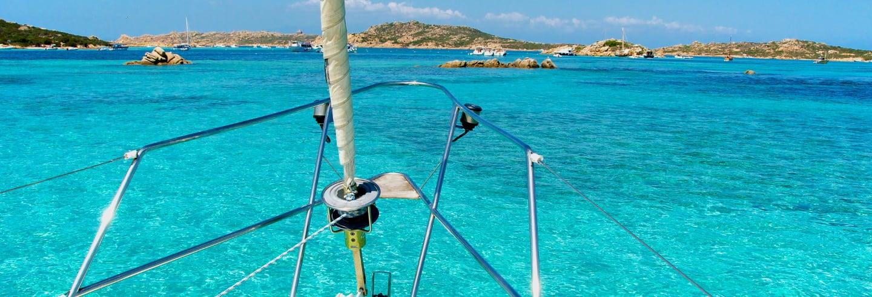 Cruzeiro pelas ilhas da Maddalena