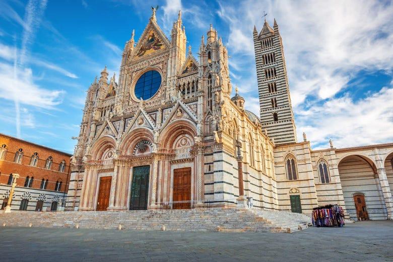 Visita guiada por Siena