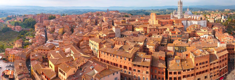 Oferta: Visita guiada por Siena + Tour gastronômico