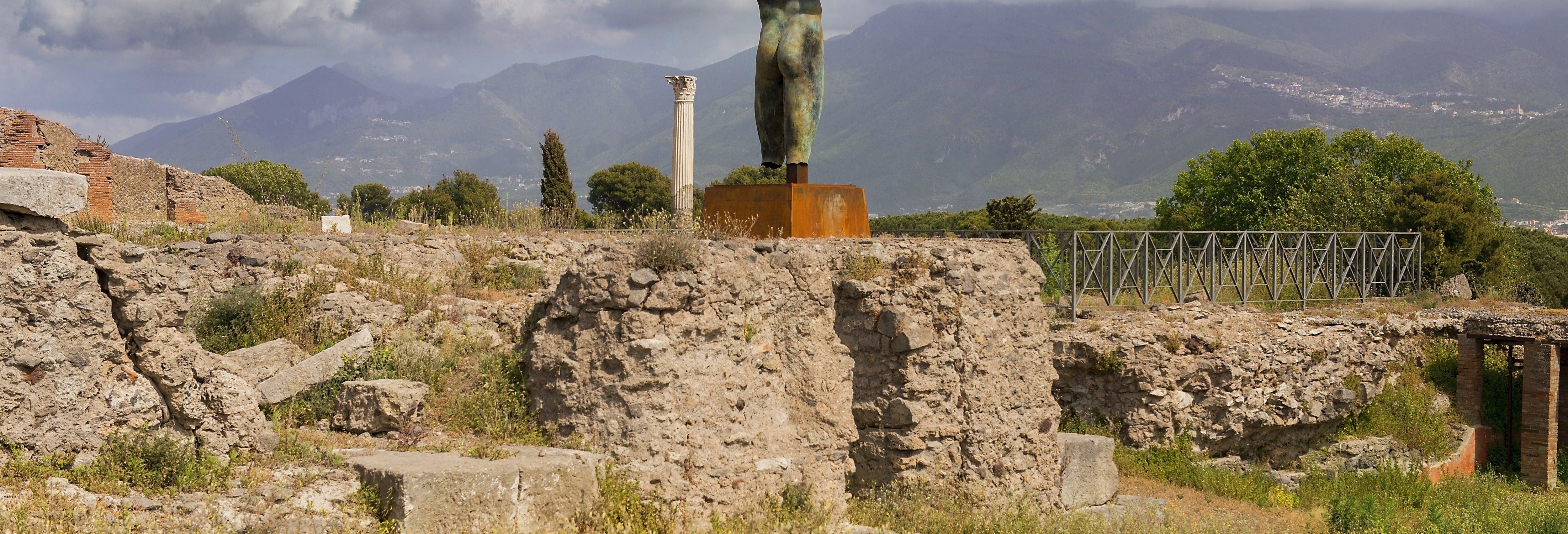 Excursión a Nápoles y Pompeya