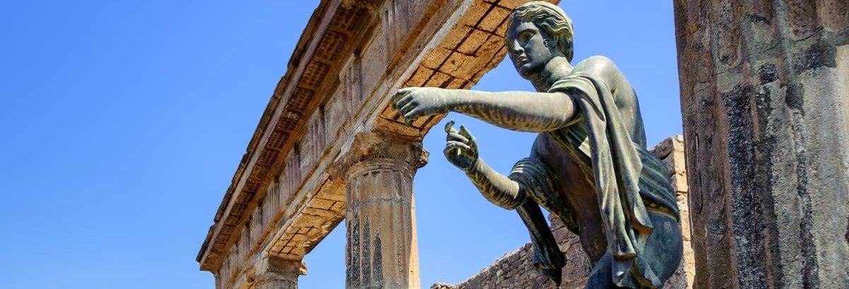 Excursão a Pompeia e Vesúvio