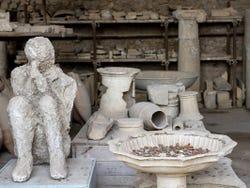 ,Excursion to Pompeii,Excursion to Mount Vesuvius
