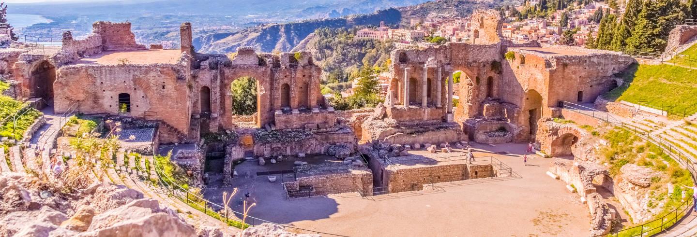 Tour por el Etna y Taormina