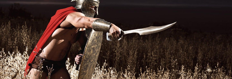 Curso en la escuela de gladiadores