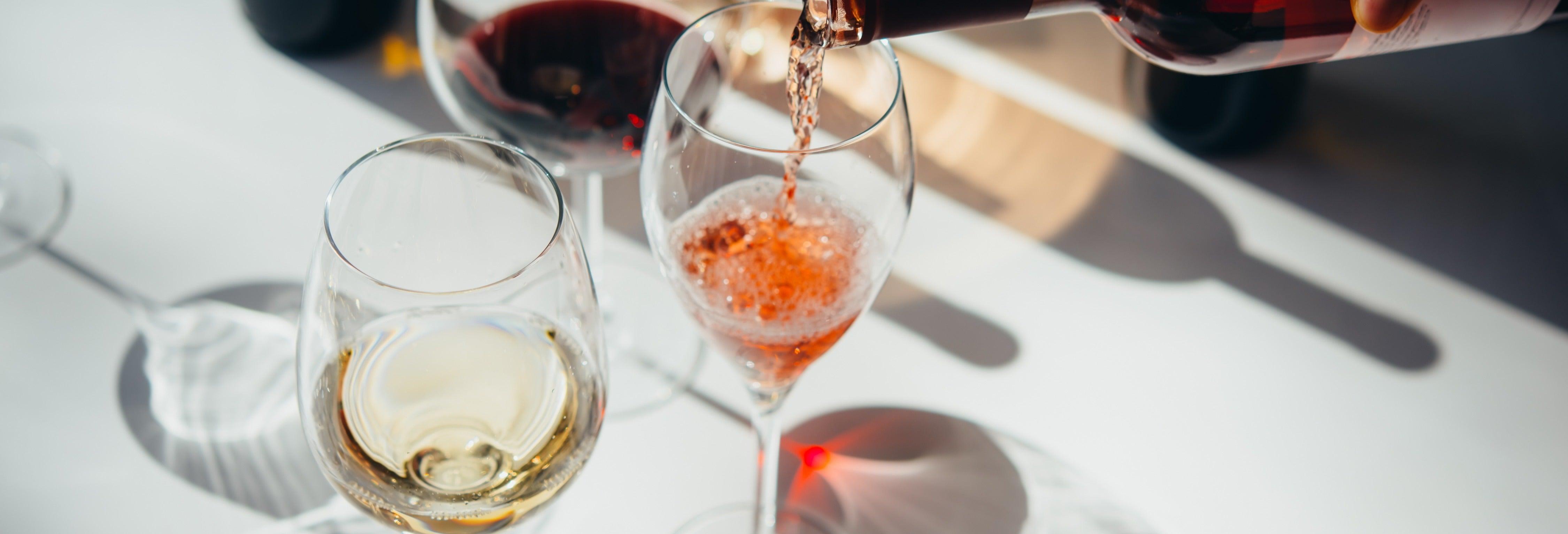 Degustazione di vino a Trieste