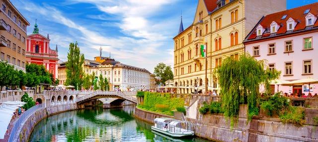 Escursione a Lubiana e Bled