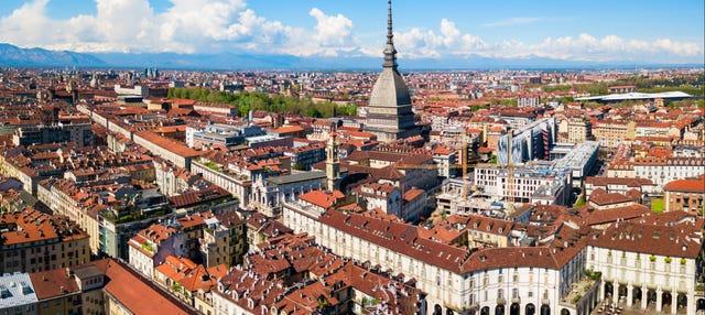 Autobús turístico de Turín