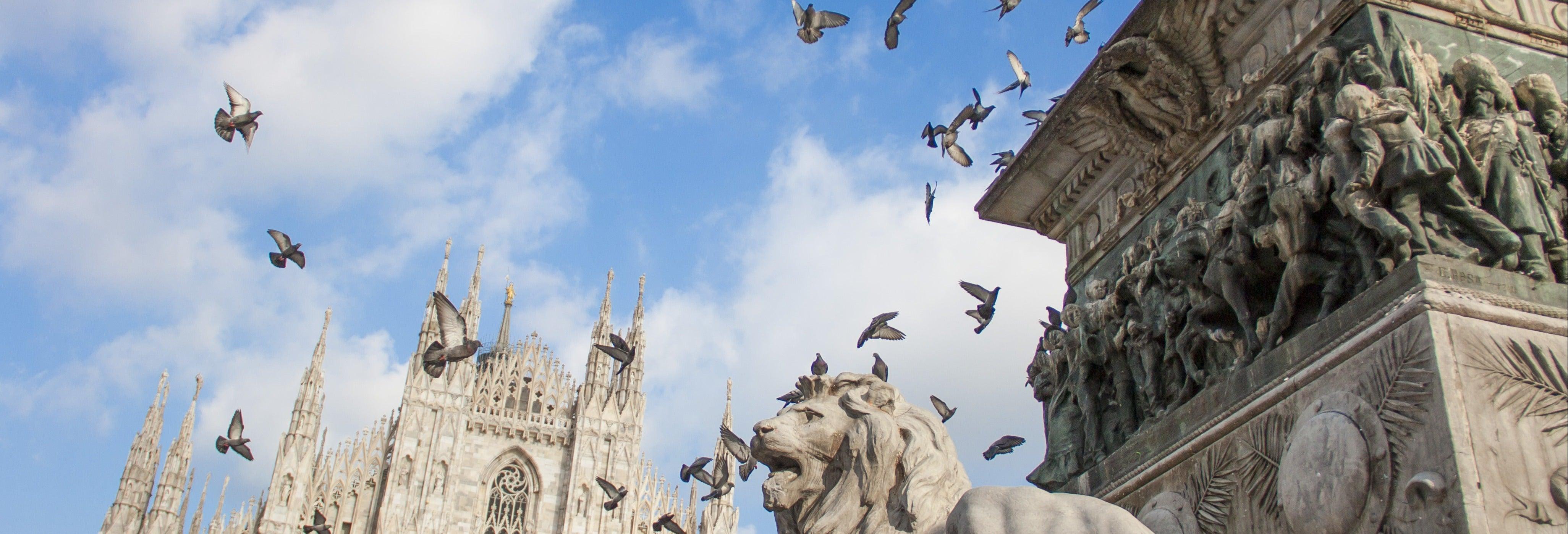 Milan by High Speed Train