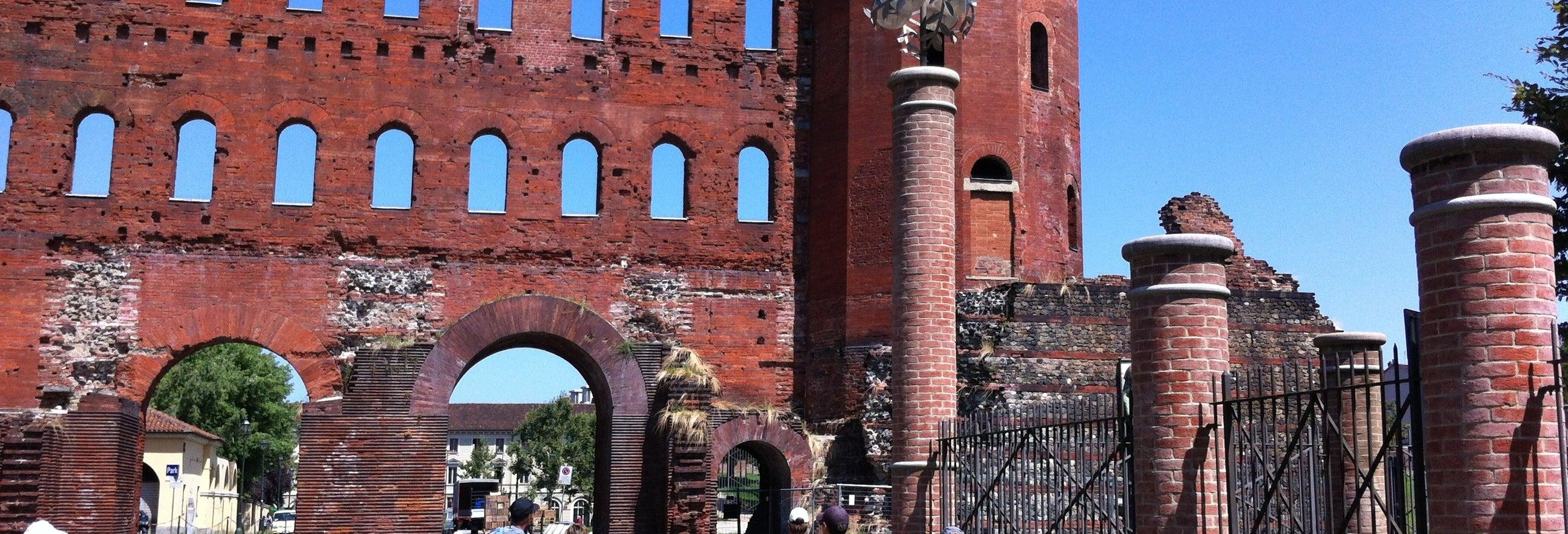 Visite à vélo dans Turin
