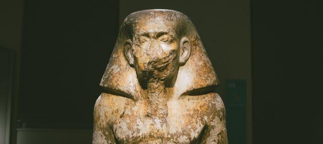 Visita guiada por el Museo Egipcio