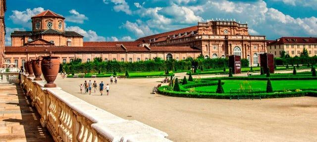 Visita guiada por el Palacio Real de Venaria