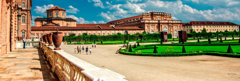 Visite guidée du Palais royal de Venaria