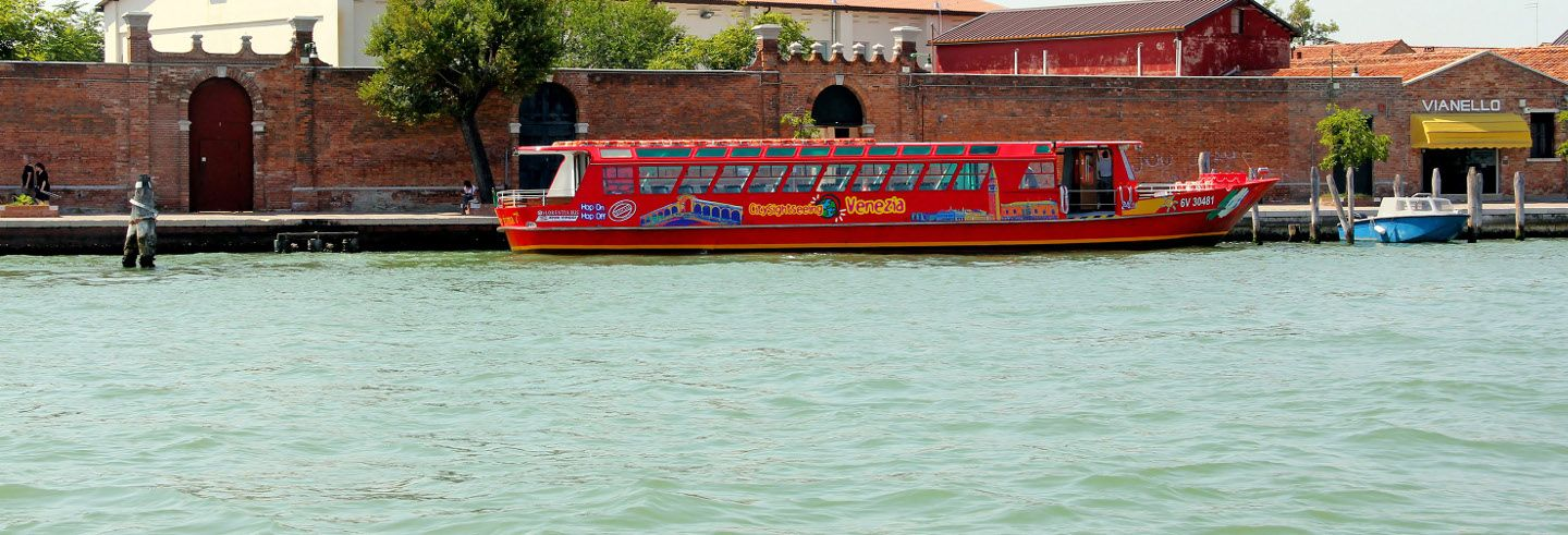 Venice Sightseeing Boat