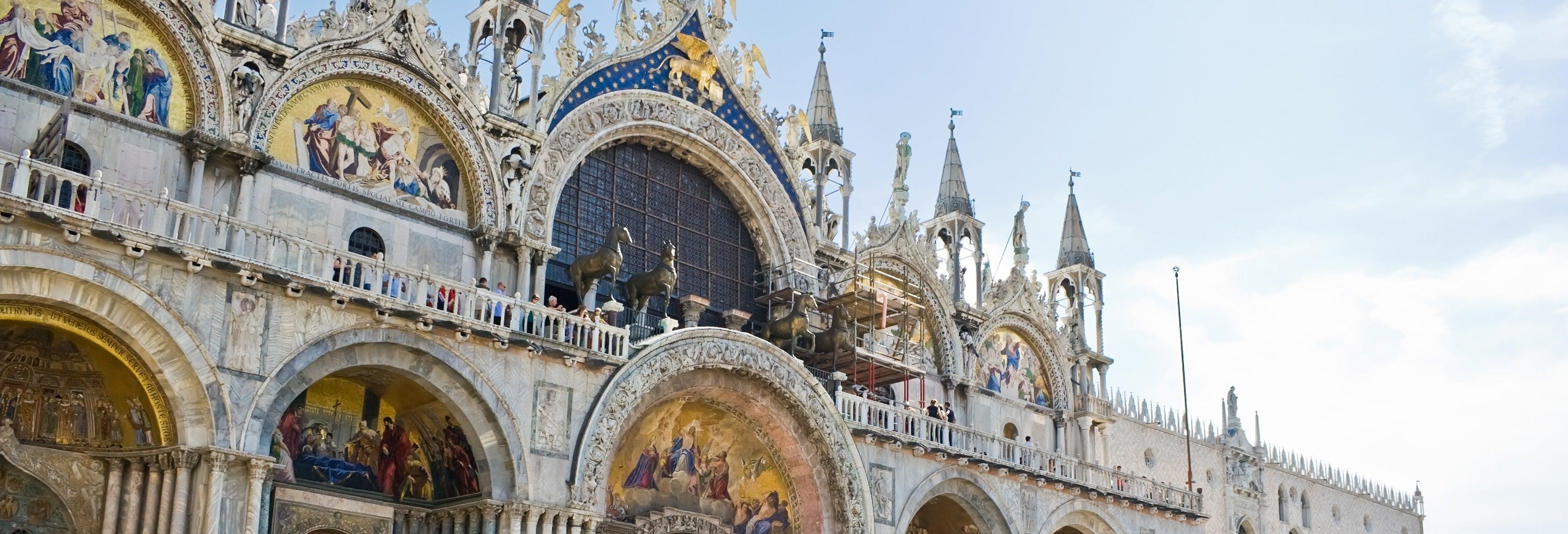 Entrada al Palacio Ducal + Basílica de San Marcos