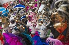 Festa di Carnevale sul Galeone Veneziano