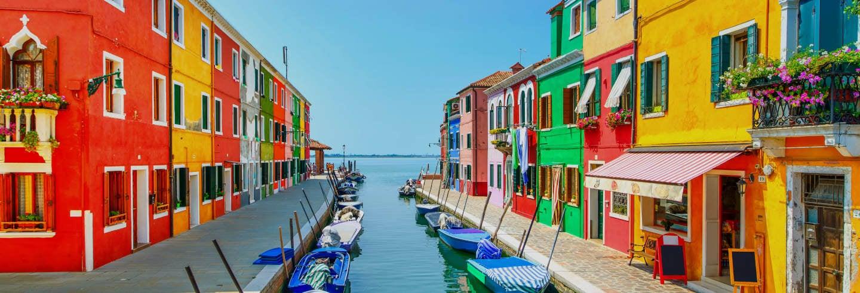 Free tour por Murano y Burano ¡Gratis!