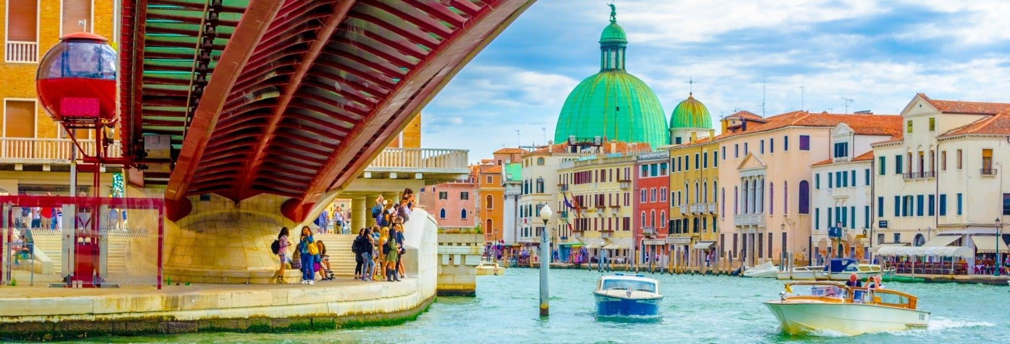 Free tour dans Venise. C'est gratuit !