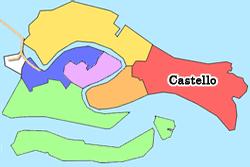 Distrito de Castello